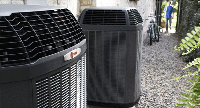 Trane heat pumps are a great way to heat and cool your home to perfection with incredible efficiency.