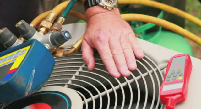 Correct servicing of your AC is essential to maintain it's  energy efficiency.