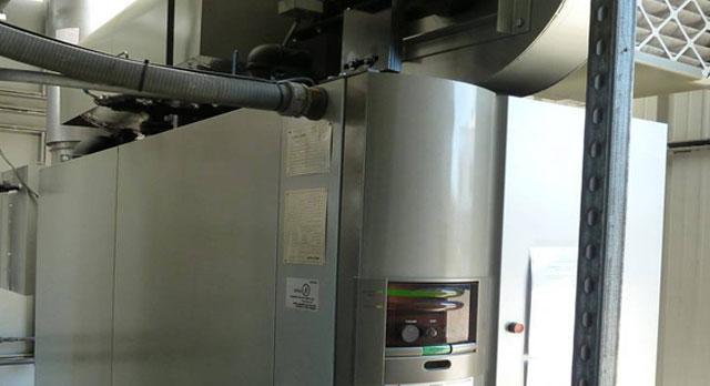 Condominium boiler